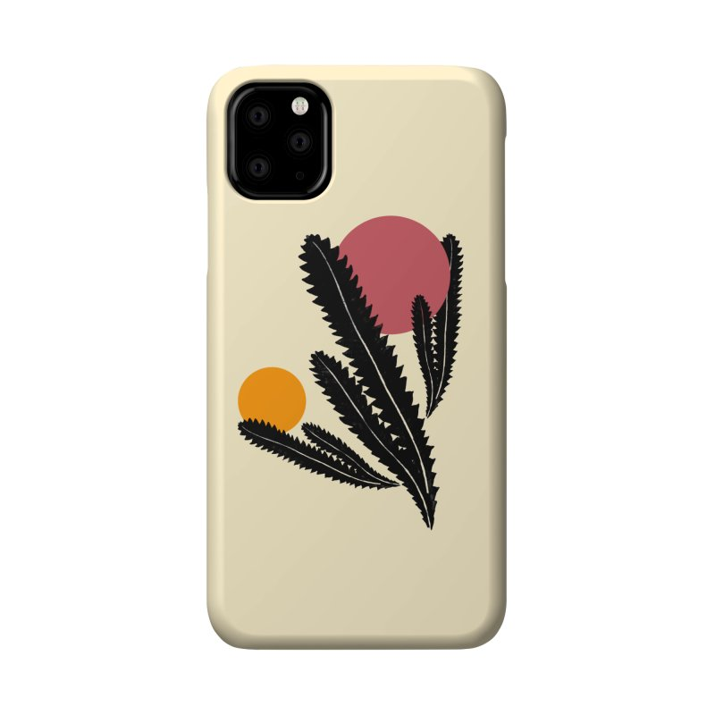 Prickly Plant Accessories Phone Case by sustici's Artist Shop