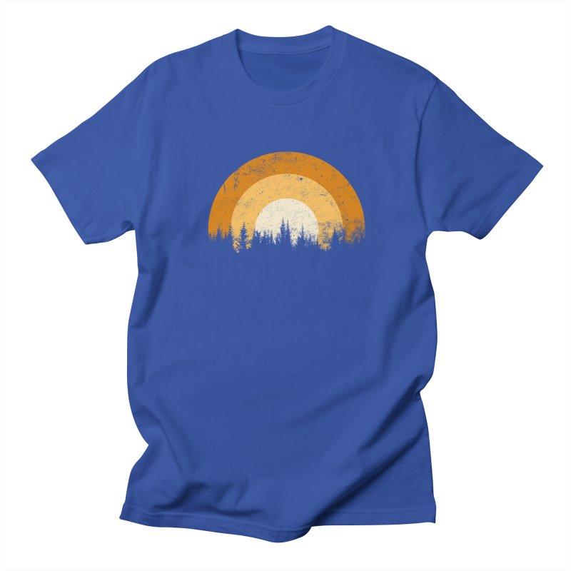 WARM FOREST Women's Regular Unisex T-Shirt by sustici's Artist Shop