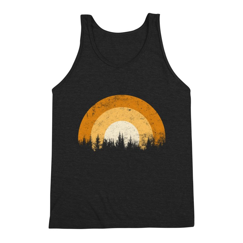 WARM FOREST Men's Tank by sustici's Artist Shop