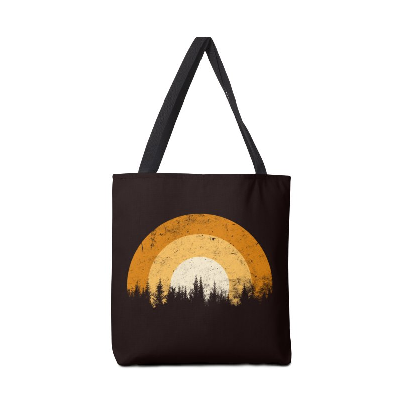 WARM FOREST Accessories Bag by sustici's Artist Shop