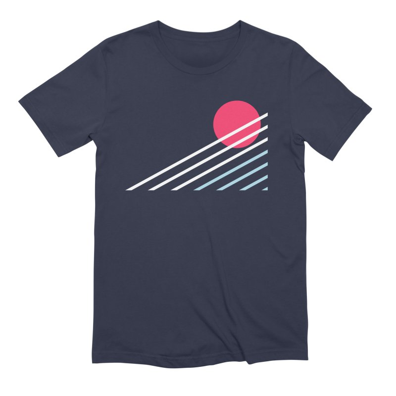 seaside77 Men's Extra Soft T-Shirt by sustici's Artist Shop