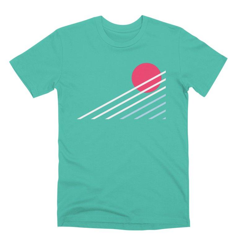 seaside77 Men's Premium T-Shirt by sustici's Artist Shop