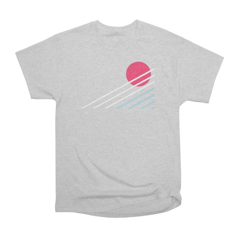 seaside77 Women's Heavyweight Unisex T-Shirt by sustici's Artist Shop