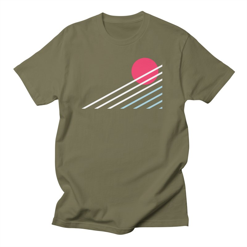 seaside77 Women's Regular Unisex T-Shirt by sustici's Artist Shop