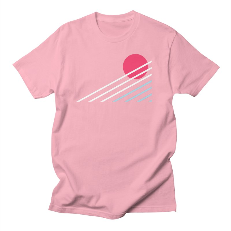 seaside77 Men's Regular T-Shirt by sustici's Artist Shop