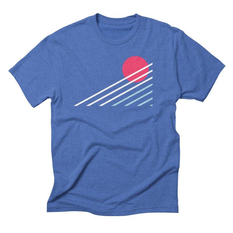 seaside77 Men's Triblend T-Shirt by sustici's Artist Shop