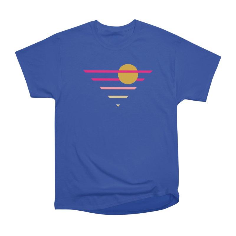 tequila sunrise Women's Heavyweight Unisex T-Shirt by sustici's Artist Shop
