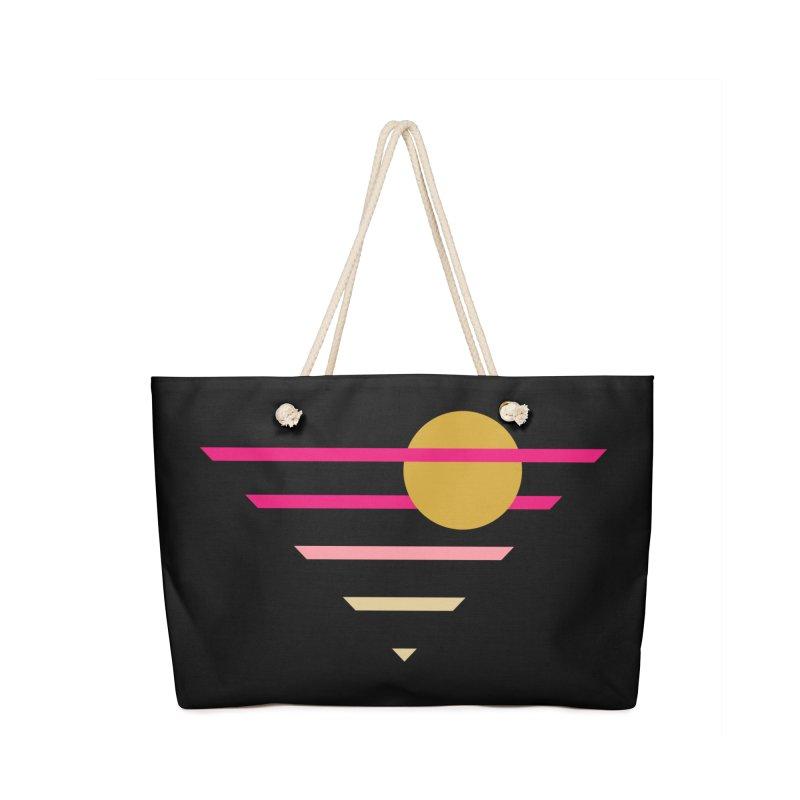 tequila sunrise Accessories Bag by sustici's Artist Shop