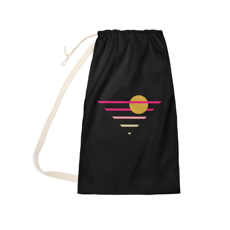 tequila sunrise Accessories Bag by sustici's Artist Shop