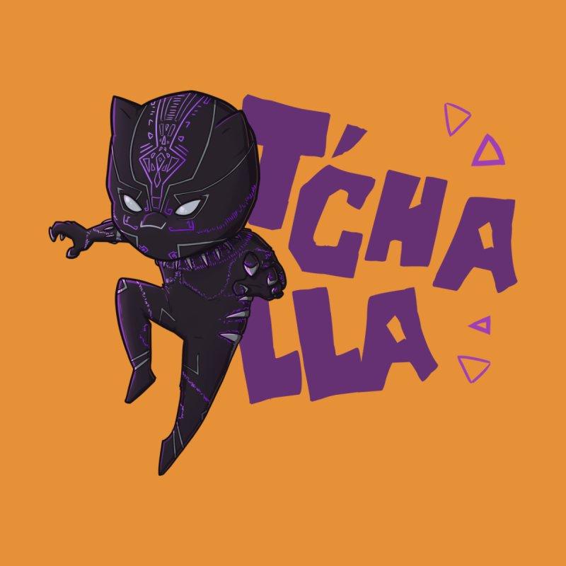 T'challa! Men's T-Shirt by Studio Susto