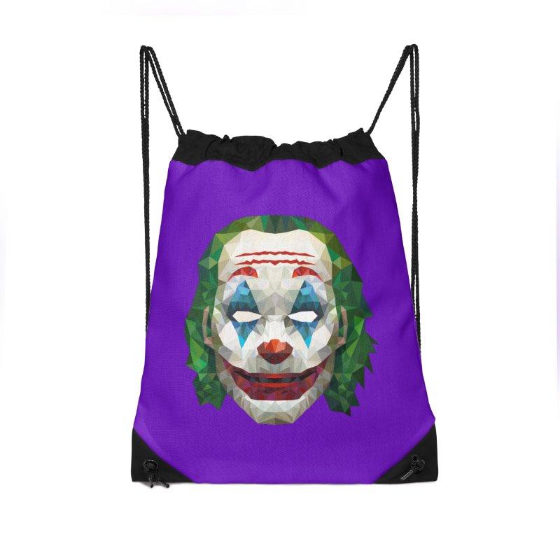 The Joker Design Accessories Bag by Suzanne Murphy Artist Shop