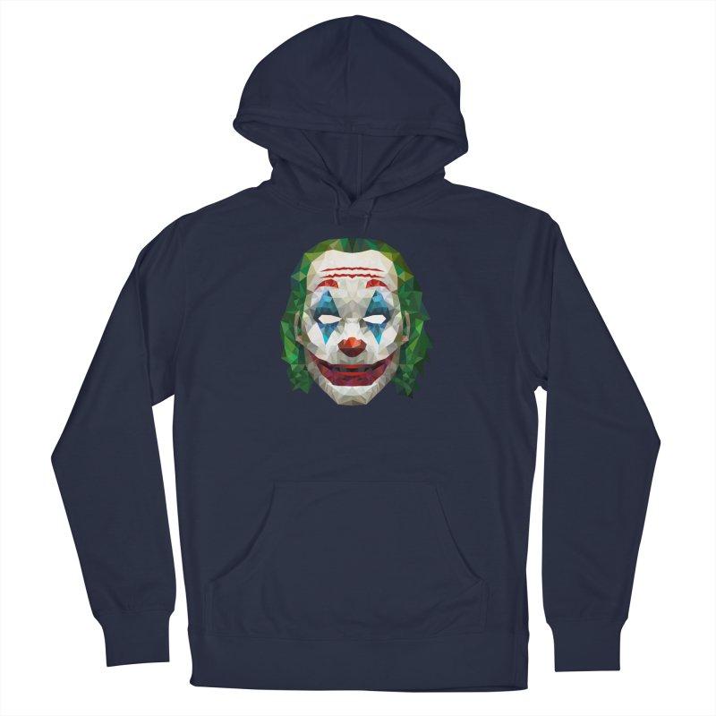 The Joker Design Men's Pullover Hoody by Suzanne Murphy Artist Shop