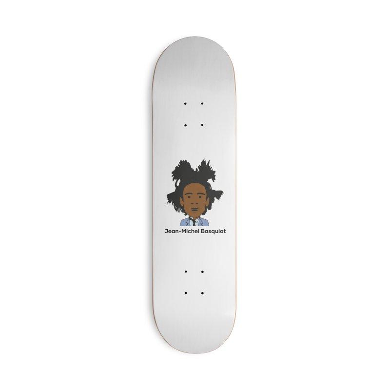 Jean Michel Basquiat Accessories Skateboard by Suzanne Murphy Artist Shop