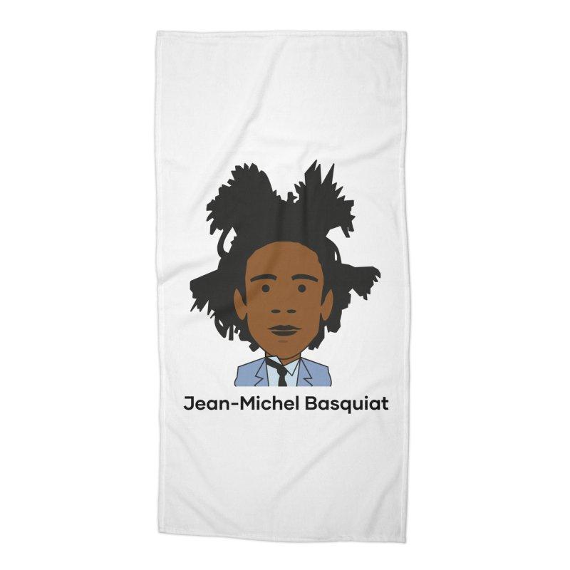 Jean Michel Basquiat Accessories Beach Towel by Suzanne Murphy Artist Shop