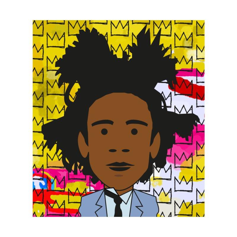 Jean Michel Basquiat Men's Longsleeve T-Shirt by Suzanne Murphy Artist Shop