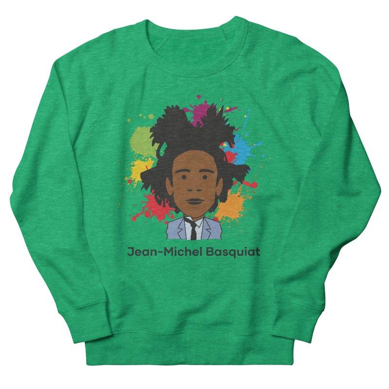 Jean-Michel Basquiat Women's Sweatshirt by Suzanne Murphy Artist Shop