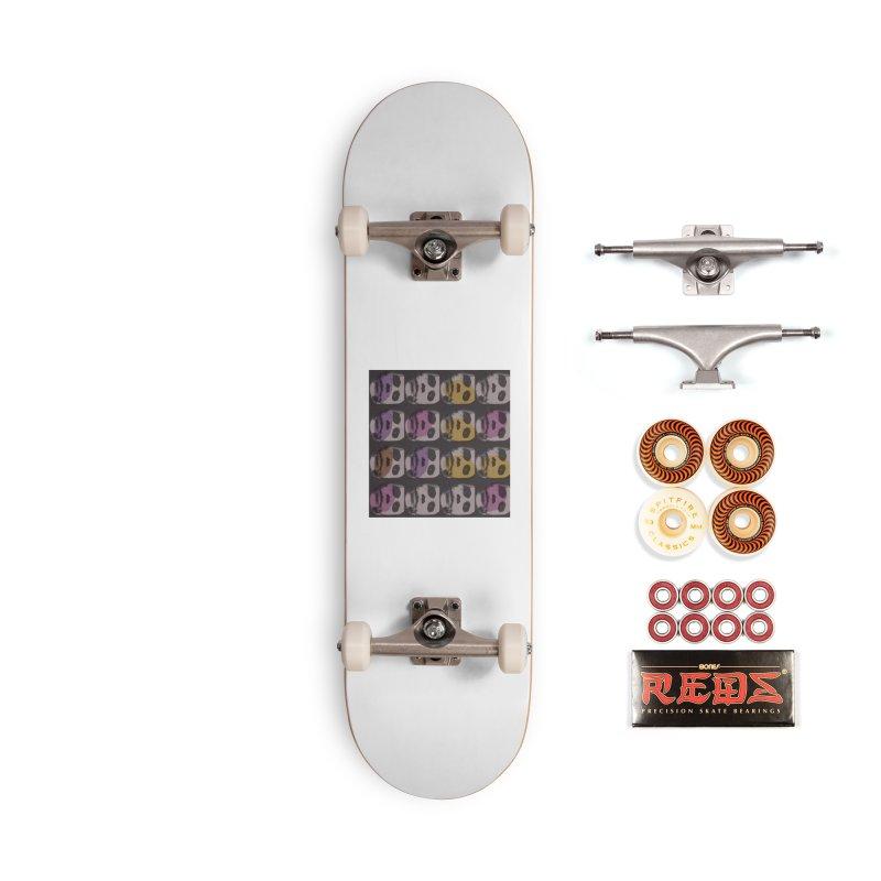 Heath Ledger Celebrity Superstar Accessories Skateboard by Suzanne Murphy Artist Shop