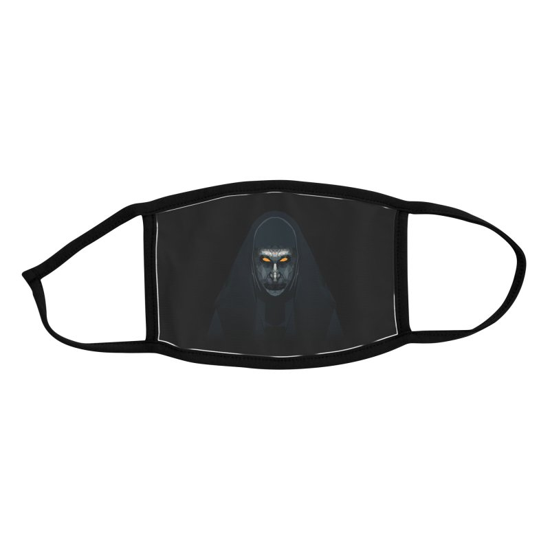 The Nun Design Accessories Face Mask by Suzanne Murphy Artist Shop