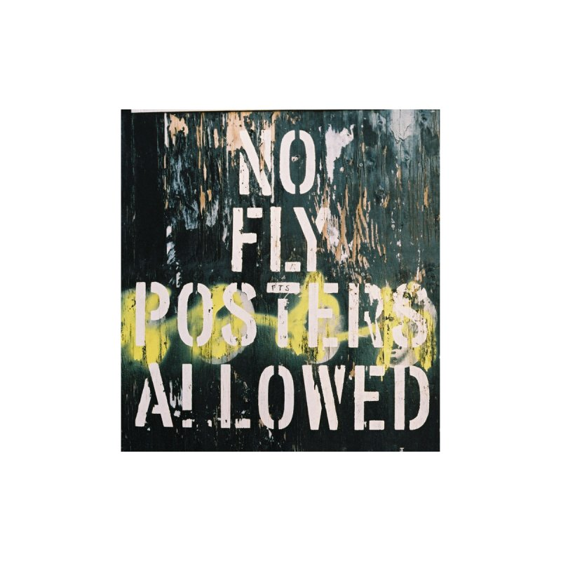 No fly posters by Suzanne Murphy Artist Shop