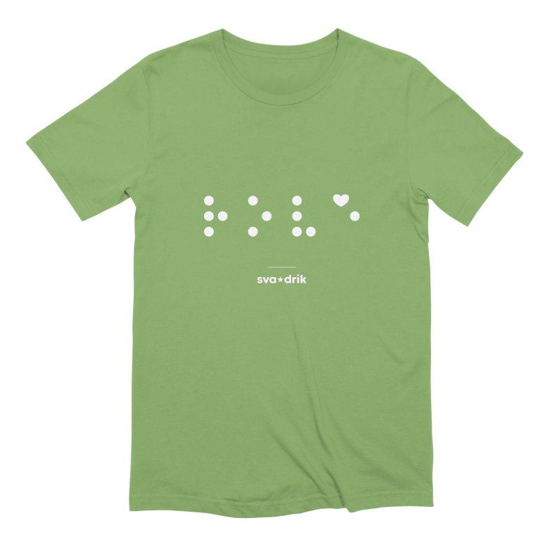 Blind Love Men's T-Shirt by svadrik