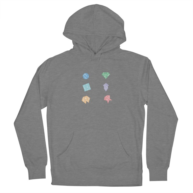 Broken Shapes Women's Pullover Hoody by Svaeth's Artist Shop