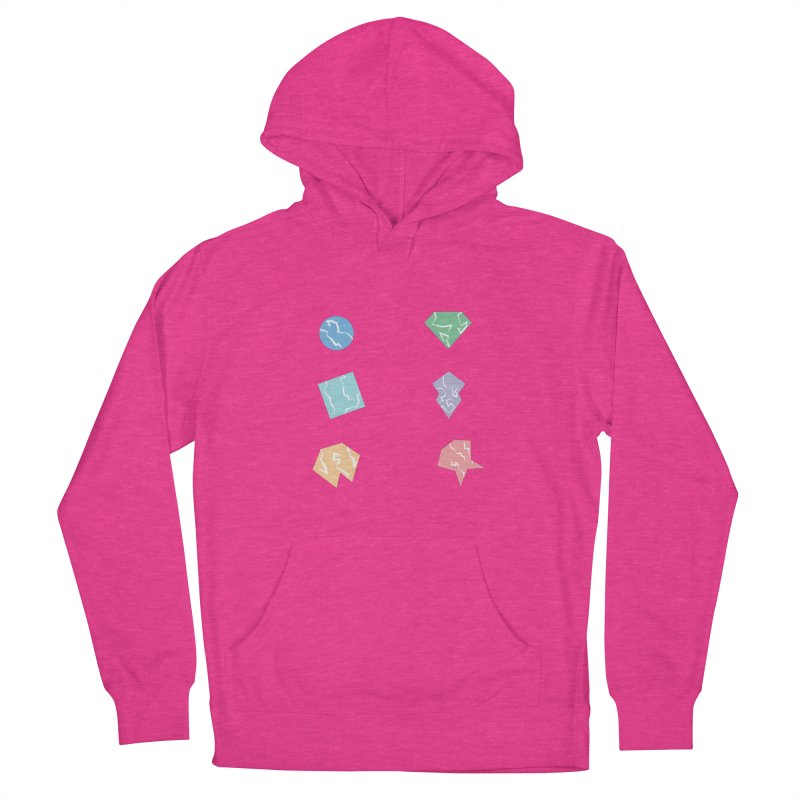 Broken Shapes Women's Pullover Hoody by Svaeth's Artist Shop