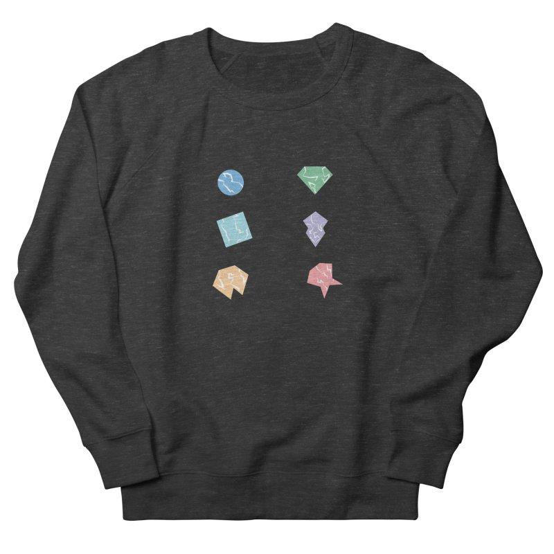 Broken Shapes Women's Sweatshirt by Svaeth's Artist Shop