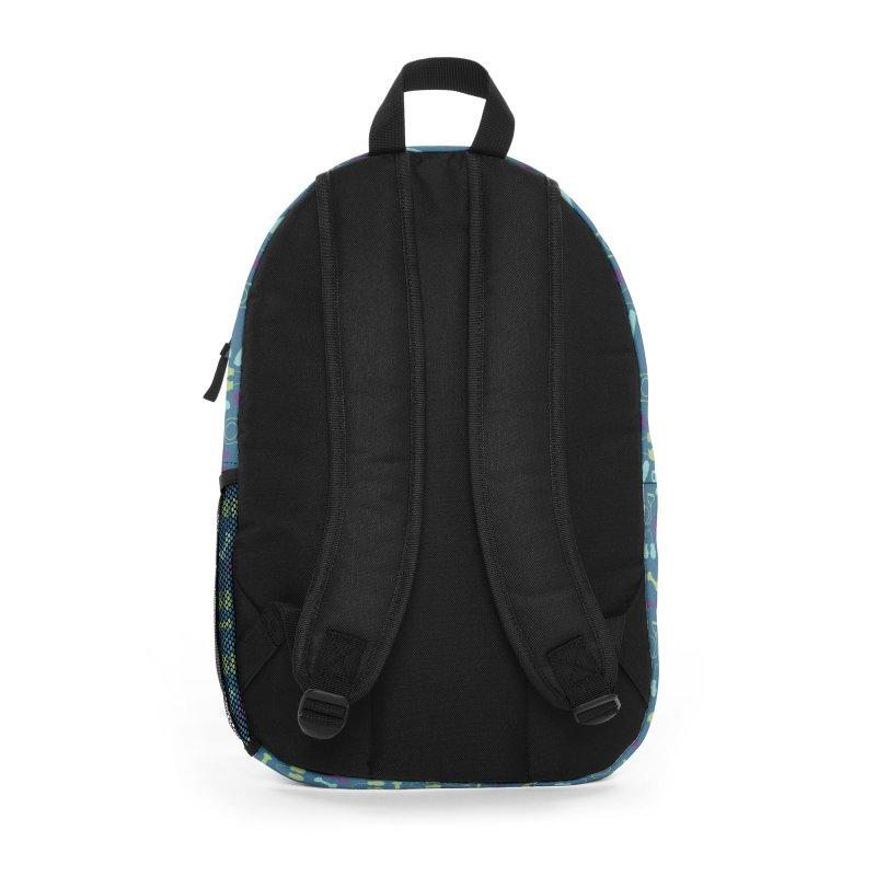 Workout Equipment Accessories Bag by Svaeth's Artist Shop