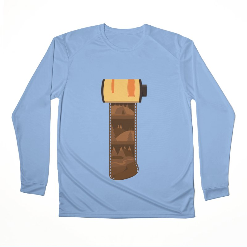 Film Roll Men's Longsleeve T-Shirt by Svaeth's Artist Shop