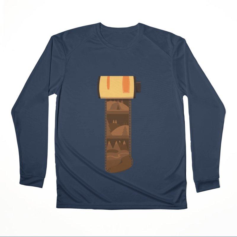 Film Roll Women's Performance Unisex Longsleeve T-Shirt by Svaeth's Artist Shop