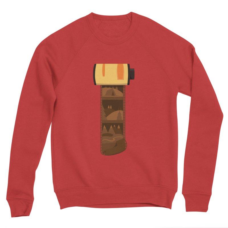 Film Roll Women's Sponge Fleece Sweatshirt by Svaeth's Artist Shop