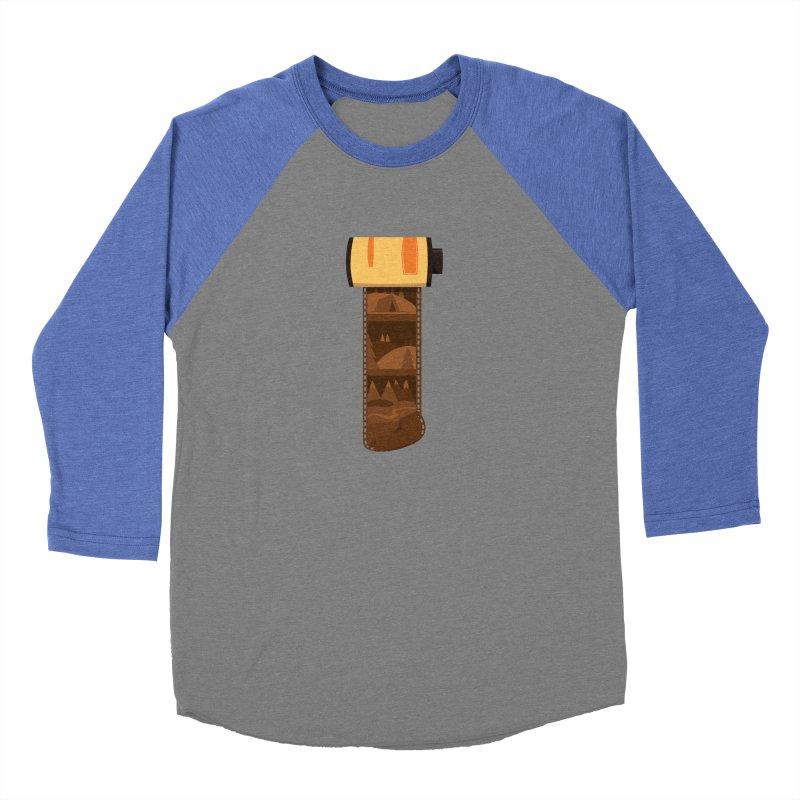 Film Roll Women's Longsleeve T-Shirt by Svaeth's Artist Shop