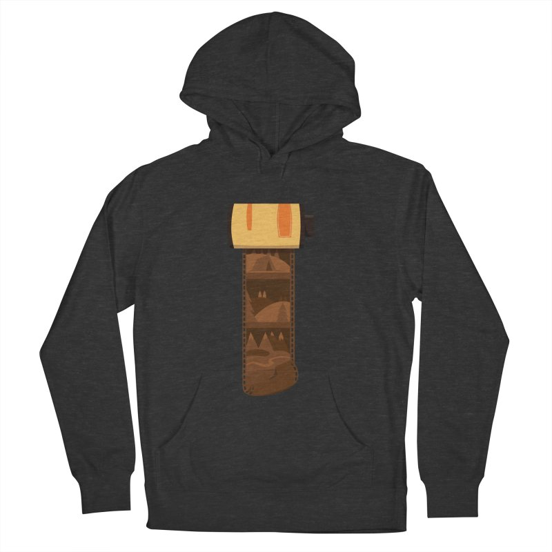 Film Roll Women's French Terry Pullover Hoody by Svaeth's Artist Shop