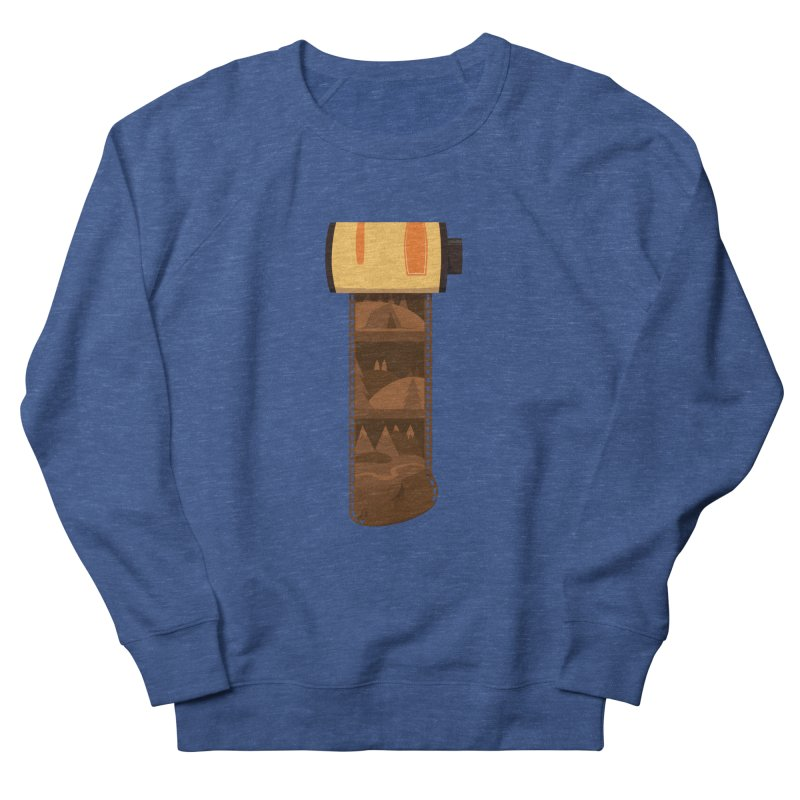 Film Roll Men's Sweatshirt by Svaeth's Artist Shop