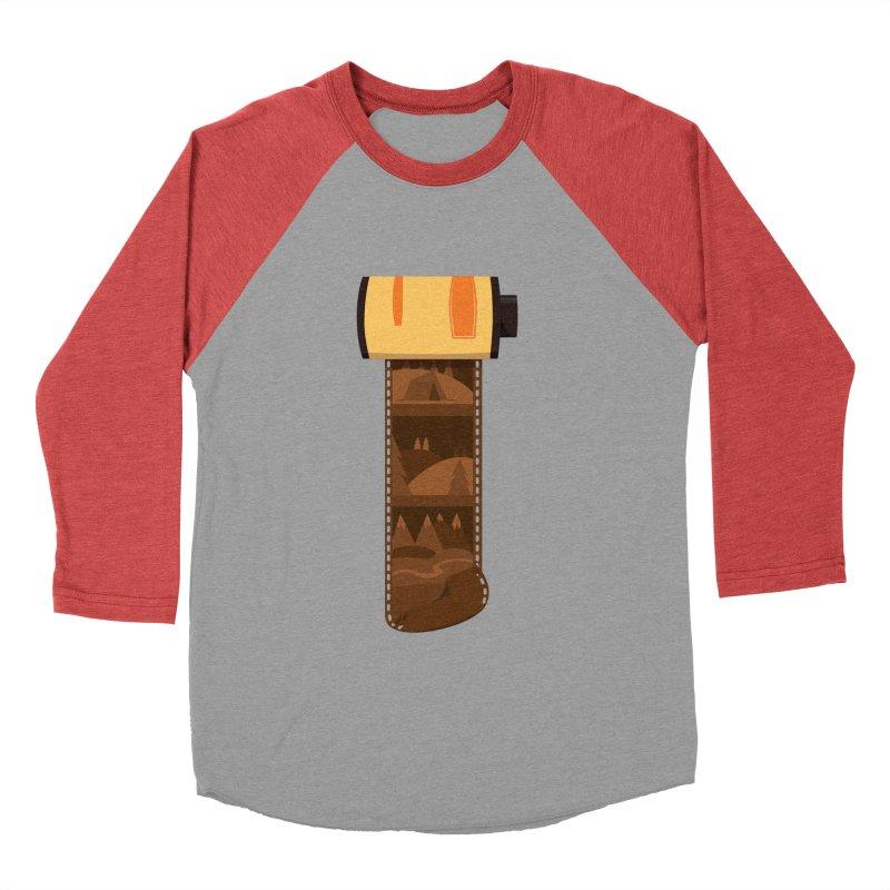 Film Roll Men's Longsleeve T-Shirt by Svaeth's Artist Shop