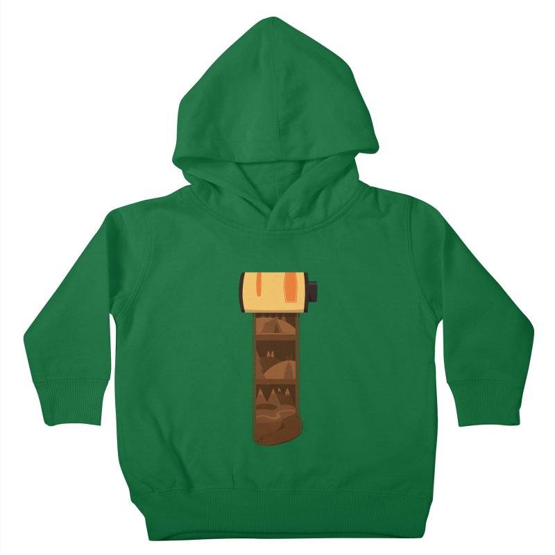 Film Roll Kids Toddler Pullover Hoody by Svaeth's Artist Shop