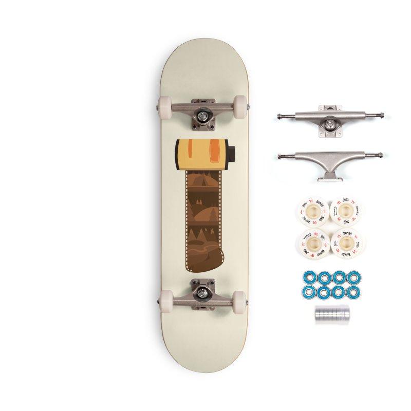 Film Roll Accessories Complete - Premium Skateboard by Svaeth's Artist Shop