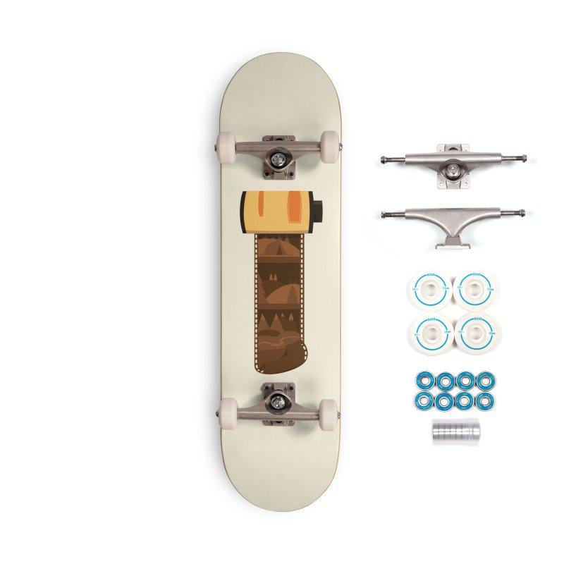 Film Roll Accessories Complete - Basic Skateboard by Svaeth's Artist Shop