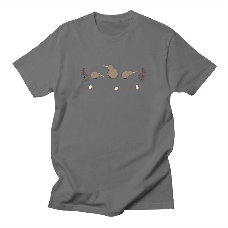 Kiwi Bird Men's T-Shirt by Svaeth's Artist Shop