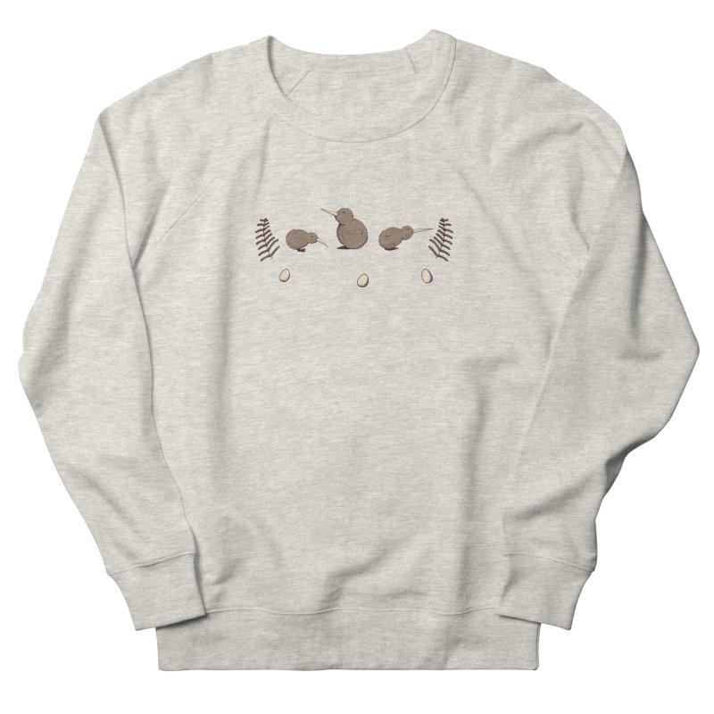 Kiwi Bird Women's Sweatshirt by Svaeth's Artist Shop