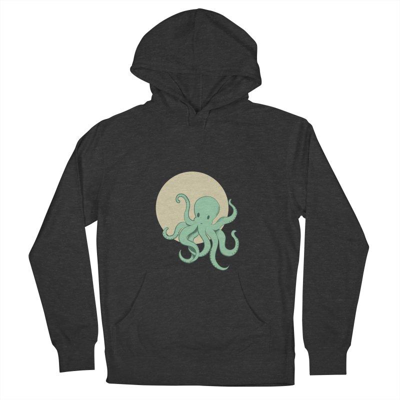 Octopus Men's Pullover Hoody by Svaeth's Artist Shop