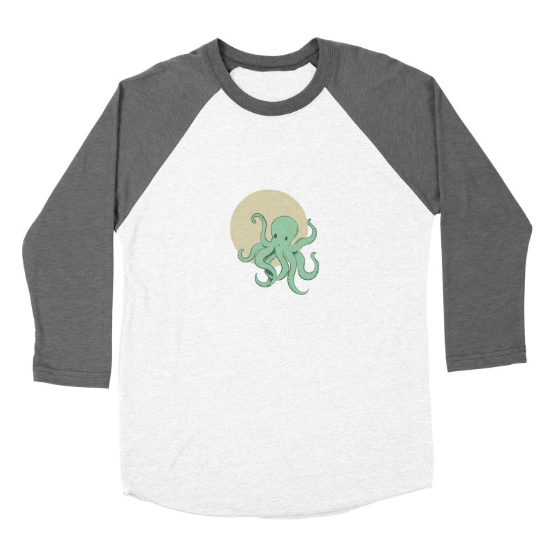 Octopus Women's Longsleeve T-Shirt by Svaeth's Artist Shop