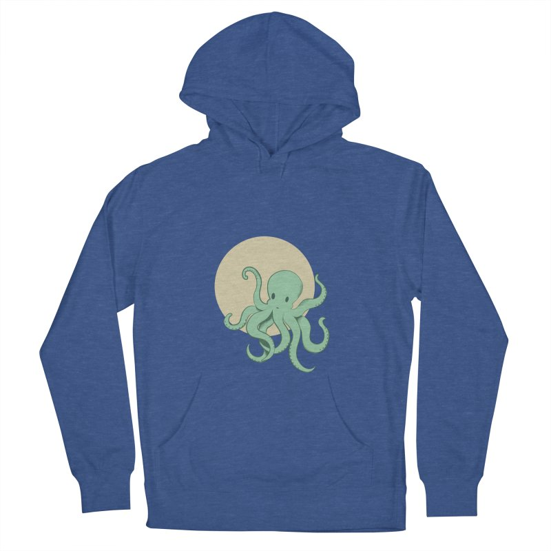 Octopus Women's Pullover Hoody by Svaeth's Artist Shop