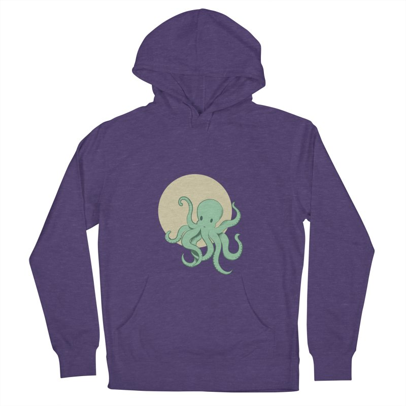 Octopus Women's Pullover Hoody by Svaeth's Artist Shop