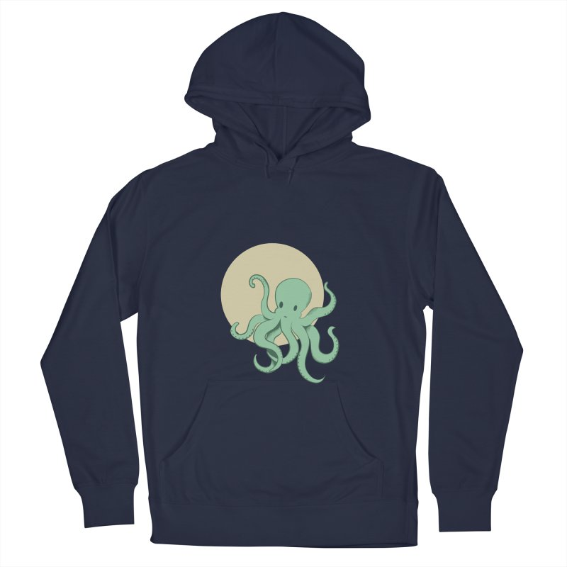 Octopus Men's Pullover Hoody by Svaeth's Artist Shop