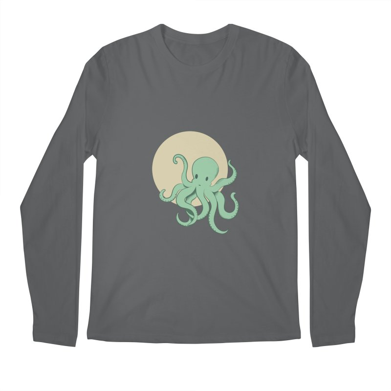 Octopus Men's Longsleeve T-Shirt by Svaeth's Artist Shop