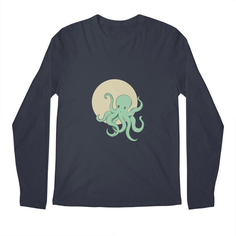 Octopus Men's Longsleeve T-Shirt by Svaeth's Artist Shop