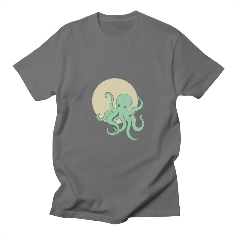 Octopus Men's T-Shirt by Svaeth's Artist Shop