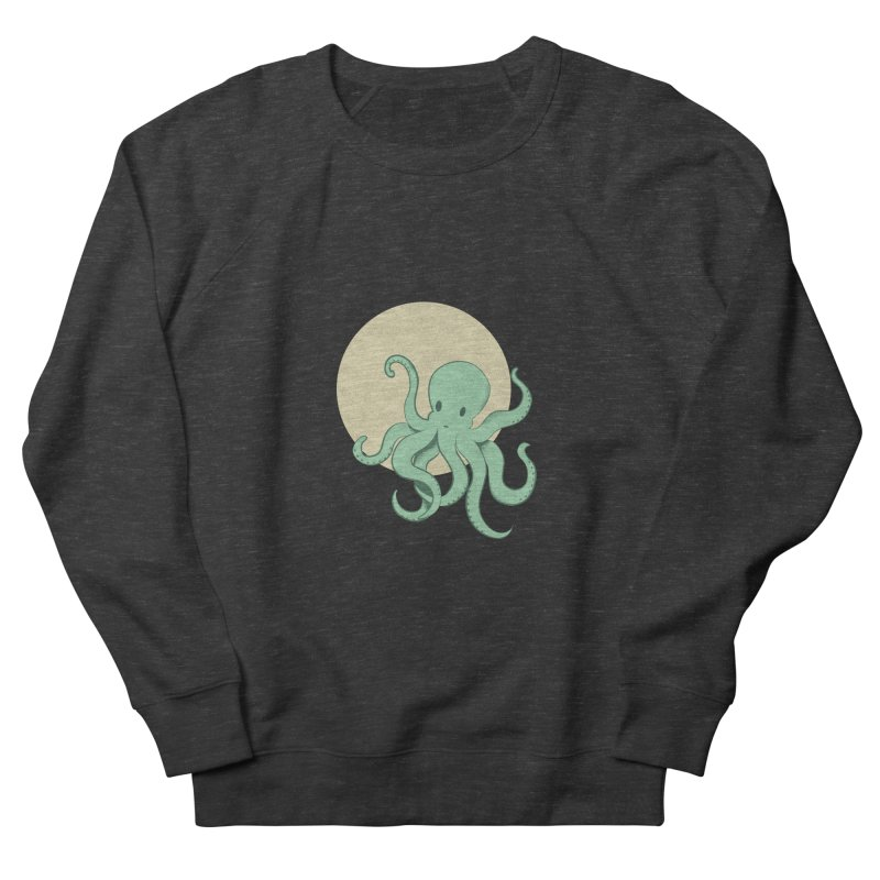 Octopus Women's Sweatshirt by Svaeth's Artist Shop