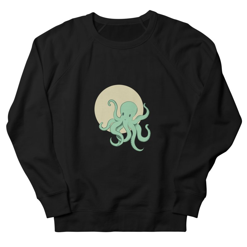 Octopus Women's Sweatshirt by Svaeth's Artist Shop